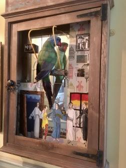 Parrot Box: Homage to John Skelton
