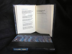 Instructions for Binding a Blank Book (Vol. 1, text)